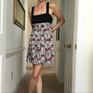 Floral Silk Slip Dress by Guess